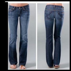 For All Mankind Flynt Size 29 Bootcut Jean